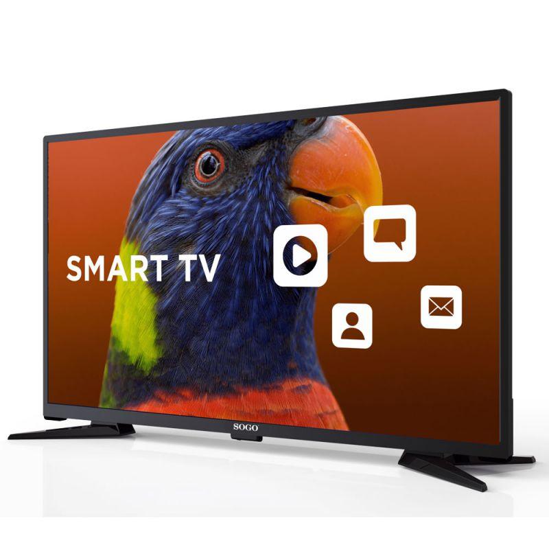"SMART TV COLOR FULL HD LED 43"""