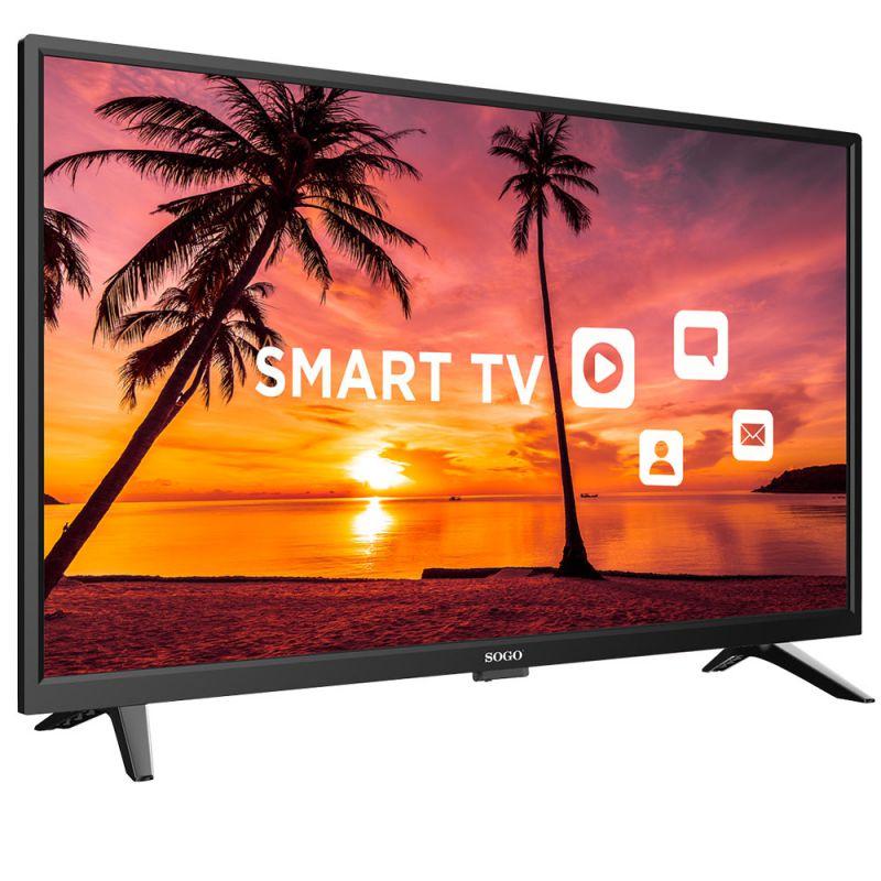 "SMART TV COLOR HD LED 39"""